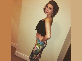 EasyRoommate UK - Stephanie  - 21 - Stoke-on-Trent
