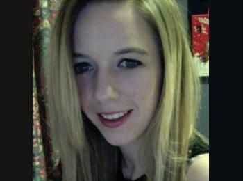 EasyRoommate UK - Rebecca  - 19 - Canterbury