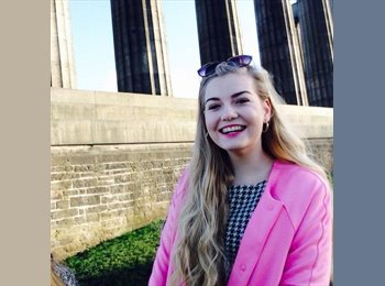 EasyRoommate UK - Hollie - 19 - Edinburgh