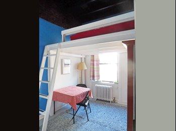 EasyRoommate US - short term, prime location, quiet - East Village, New York City - $1500
