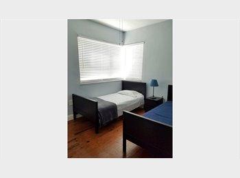 Private Furnished bedroom