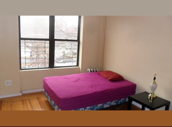 EasyRoommate US - Come and live with other cool single professionals - Crown Heights, New York City - $825