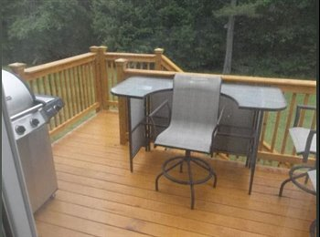 ROOMMATE WANTED TO SHARE 2 BR. TOWNHOUSE IN OXFORD MA....