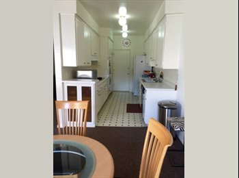Private room + private bathroom for ONE person!