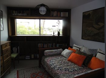 Swanky pad in central weho - gay friendly, views