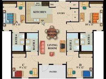 EasyRoommate US - islander village sub leaser needed ASAP - Corpus Christi, Corpus Christi - $630