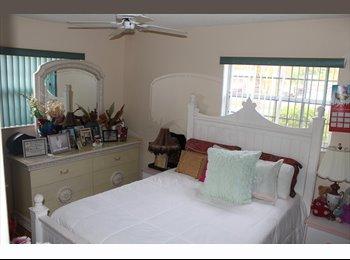 EasyRoommate US - Room for rent, Sunrise Florida - Sunrise, Ft Lauderdale Area - $600
