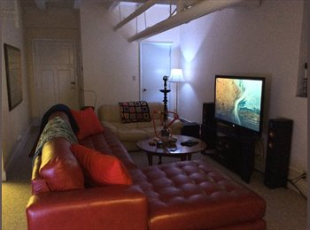 Room for rent in gorgeous 2 bedroom historical apt
