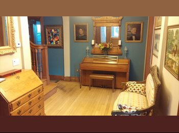 EasyRoommate US - Beautiful Old Dorchester Home for Pet Lover - Dorchester, Boston - $950