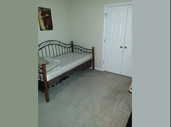 $500 Room for rent w/private bath Southeast Raleigh