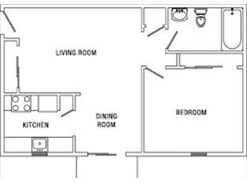 EasyRoommate US - 1br appartment - Bellevue, Bellevue - $400