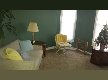 Females Only, Home Walking Distance of Downtown