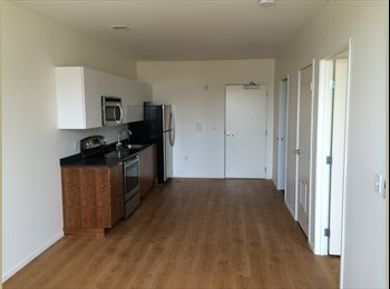 EasyRoommate US - Sublease 1br. on the South Waterfront available April 1st. - Multnomah, Portland Area - $1400