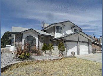 EasyRoommate US - room for rent - East El Paso, El Paso - $600