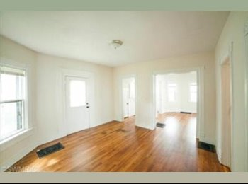 1 to 2 rooms available to sublet. Downtown GR