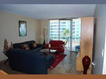 EasyRoommate US - 2 Bedroom Apt on Brickell Bay - Brickell Avenue, Miami - $2400