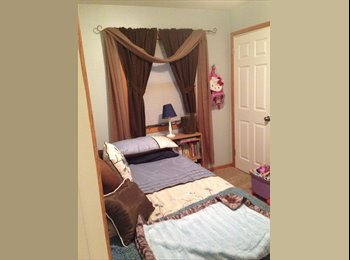 EasyRoommate US - BC small room for rent - Brooklyn Park / Brooklyn Center, Minneapolis / St Paul - $400