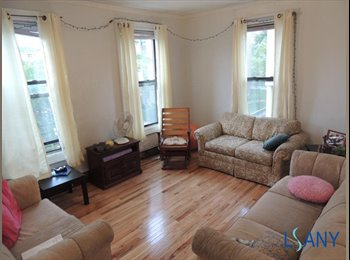 Cute Apartment Steps Away from Fordham Campus