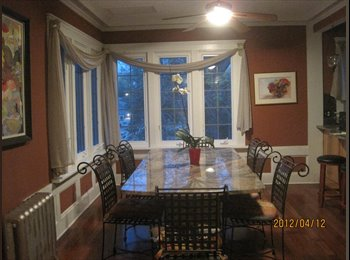 Large Room in Estate Home