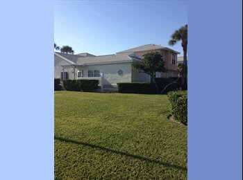 EasyRoommate US - 2 bedroom 2 bath townhome Palm Bay - Melbourne, Other-Florida - $800