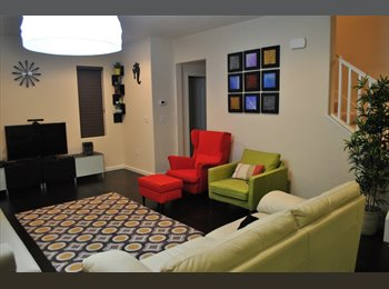 EasyRoommate US - Private Bedroom - Queen Bed - Livermore, San Jose Area - $975