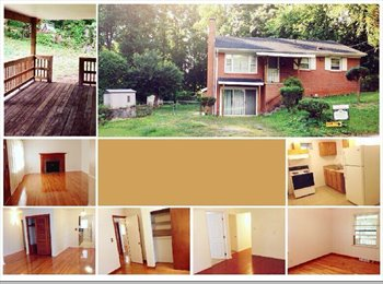 Rent the House in  Charottesville Va