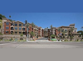 EasyRoommate US - Apartment for rent near SDSU! $630 w/ parking spot - La Mesa, San Diego - $630