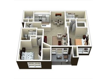 Kennesaw Apartment