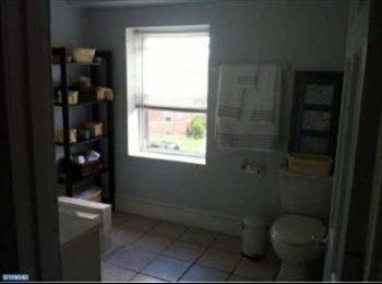 EasyRoommate US - Looking for 1or2 roomies in Fairmount/Brewerytown - Other Philadelphia, Philadelphia - $550