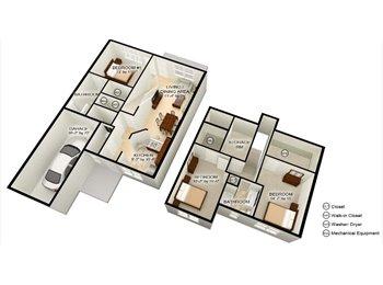 EasyRoommate US - room for rent - Buffalo, Buffalo - $900