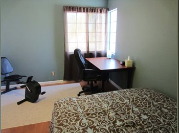 Room for Rent - Clean, Quiet Professional House