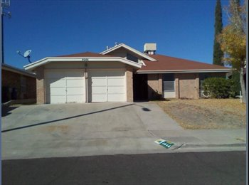EasyRoommate US - house for rent at Northeast  - Other El Paso, El Paso - $900