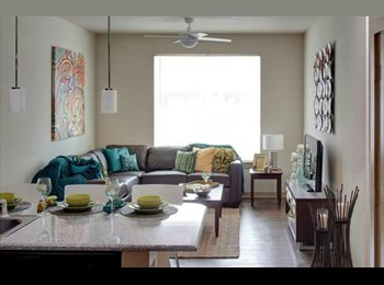EasyRoommate US - IN NEED OF TWO ROOMMATES TO TAKE OVER OUR LEASE AT 13TH AND OLIVE - Eugene, Eugene - $755