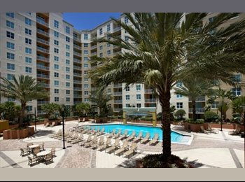 EasyRoommate US - Downtown Las Olas Fort Lauderdale Apartment - Ft Lauderdale, Ft Lauderdale Area - $1150