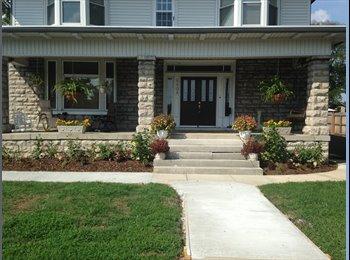 EasyRoommate US - Gorgeous East Nashville home for lease April 1st - Central Nashville-Davidson Co., Nashville Area - $1800