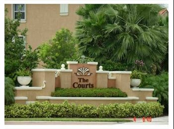 EasyRoommate US - Room for rent Luxury  Family Complex - Doral, Miami - $650