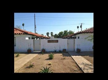 EasyRoommate US - Cute 2 bed 1 bath  - Central Phoenix, Phoenix - $854