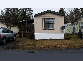 EasyRoommate US - $650 2Bd/2Bth---CHENEY - Spokane, Spokane - $650