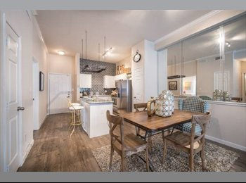 EasyRoommate US - Sublease available 1BR in a 2BR apartment near upt - Other Dallas, Dallas - $780