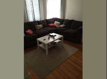 Room available in 3 bedroom apartment starting 9/15!