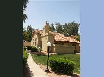 EasyRoommate US - Cozy Private Bedroom in Chandler - Chandler, Phoenix - $550