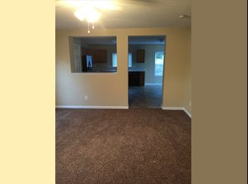 EasyRoommate US - Roommate needed ASAP for 3 bed 2.5 bath home (Southeast Raleigh) - Raleigh, Raleigh - $375