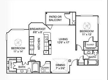 EasyRoommate US - In need of Female roommate - Austin, Austin - $650