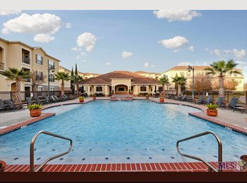 EasyRoommate US - Roommate needed at The Reserve on Corporate Blvd - Baton Rouge, Baton Rouge - $700