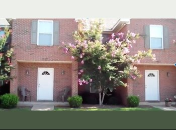 EasyRoommate US - 2 bedroom 2 1/2 bath townhouse - Auburn, Other-Alabama - $850