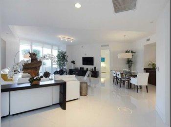 EasyRoommate US - Two Bedroom Apartment - Ft Lauderdale, Ft Lauderdale Area - $3000