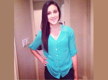 EasyRoommate US - Melissa - 18 - Lubbock