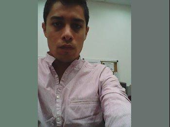 CompartoApto VE - Jorge - 25 - Caracas