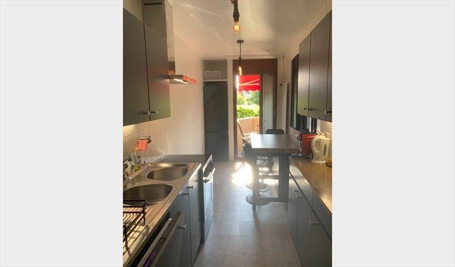 Spacieux appartement cherche coloc sympa - Lancy, Genève Périphérie - Image 1