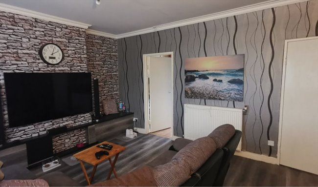 DOUBLE ROOM -to let in glasgow southside - Nitshill - Image 1